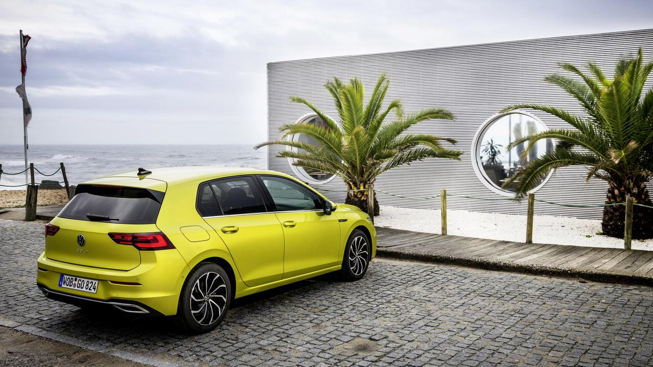 Volkswagen is taking a three-pronged approach to the standard Golf range.