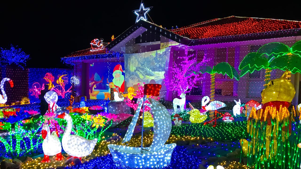 WE'VE compiled a list of all the houses in the North Burnett decorated with lights this Christmas. Photo: File