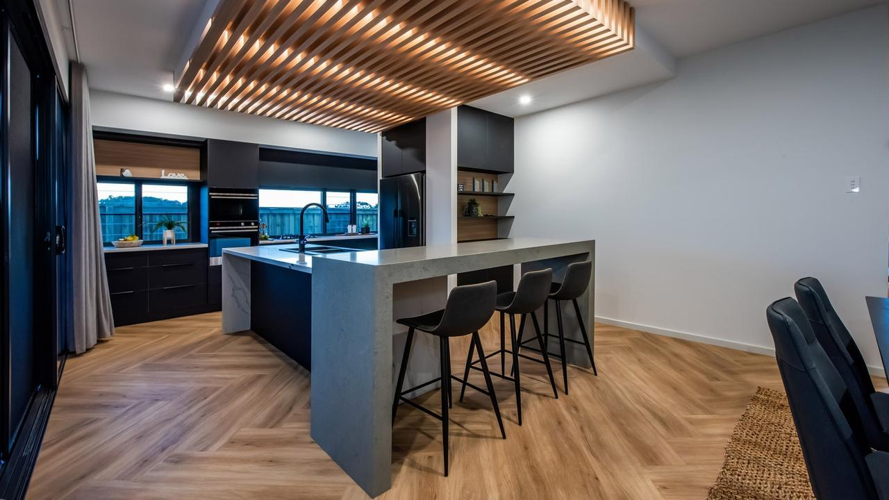 A Mackay North construction company, Executive Living Homes, has won a national Master Builders award for their Richmond Parkedge Abode. Picture: Master Builders