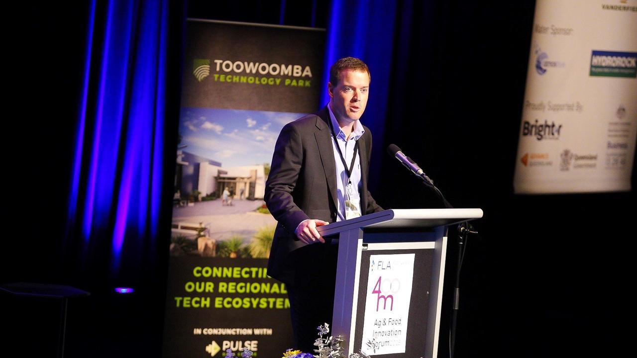 Bruce McConnel, Food Leaders Australia General Manager