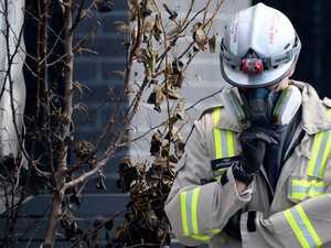 Baby dies in 'suspicious' house fire