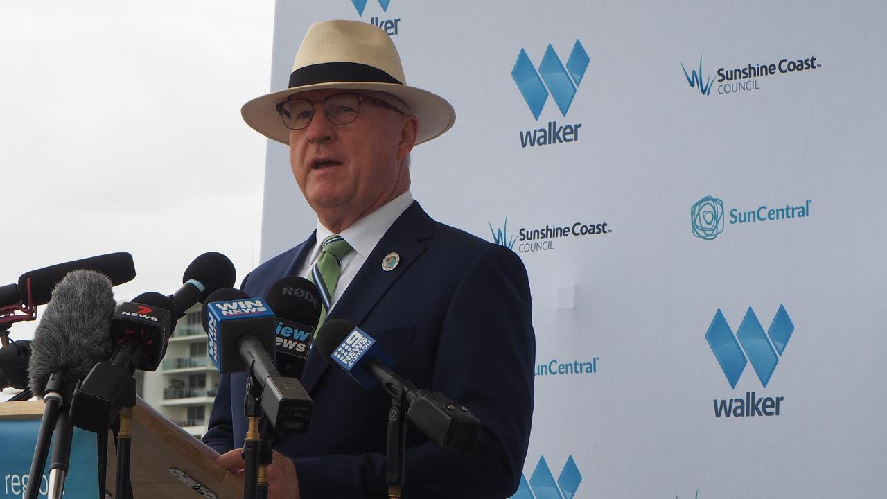 Mayor Mark Jamieson will have a new Toyota LandCruiser Sahara soon.
