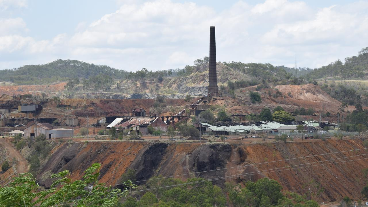 NEW CHAPTER: Photographed in November 2020, the Mount Morgan mine could reopen in late 2021, bring prosperity back to the township.