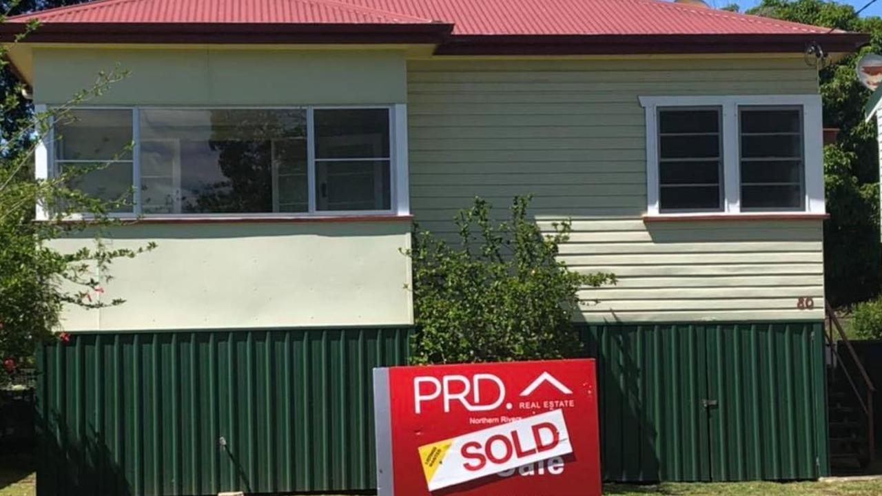 Properties are selling quickly in the Lismore region.