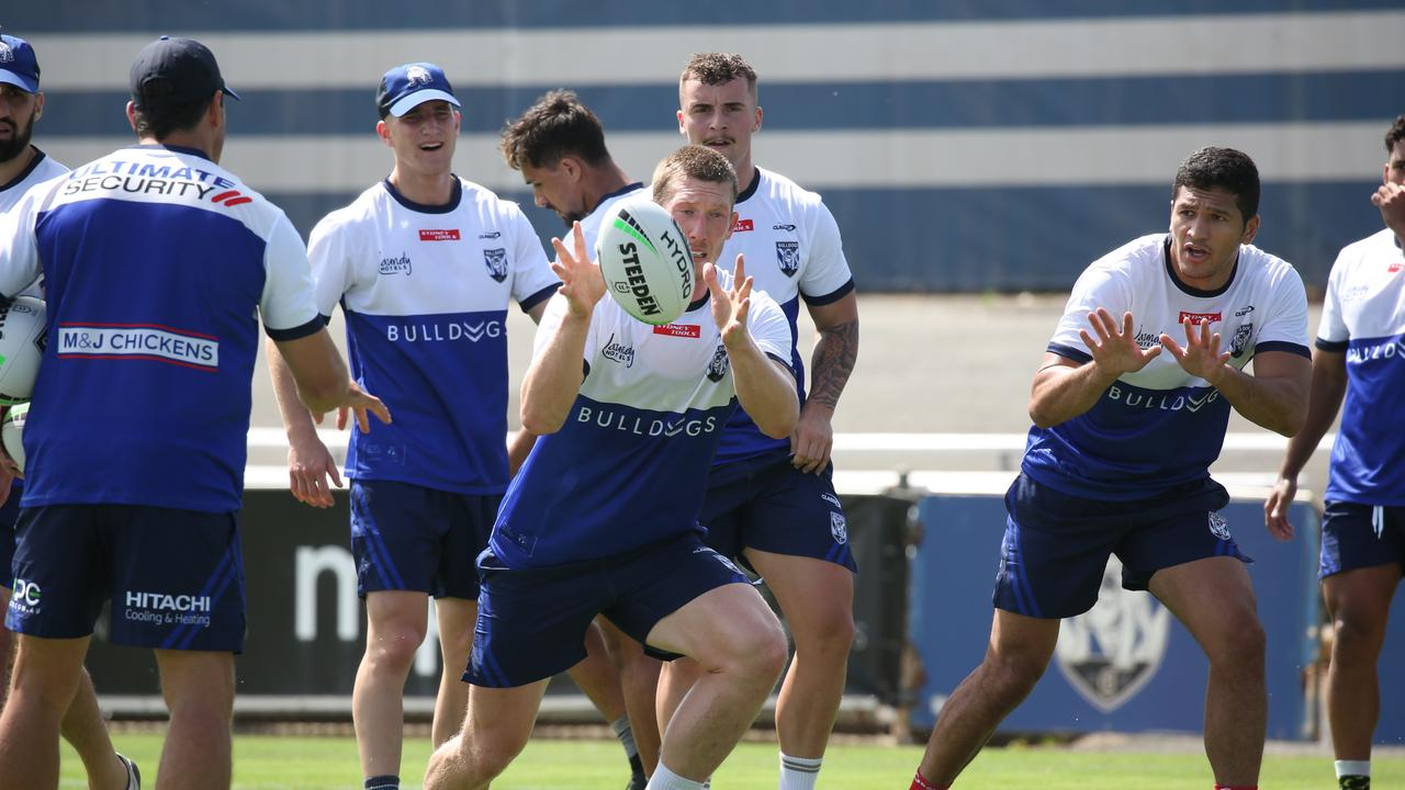 Jack Hetherington can't wait to kick off his Belmore career.