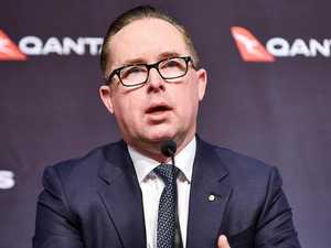 'Standstill': Qantas boss' grim prediction