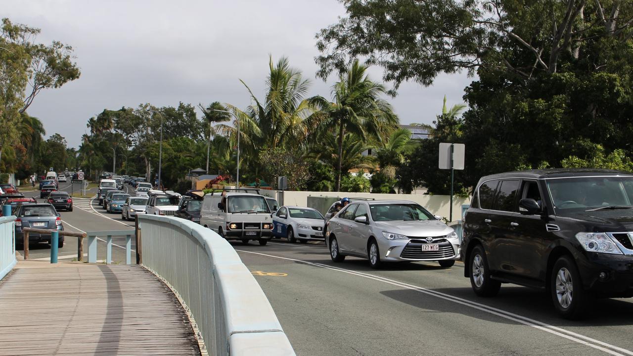Munna Bridge is set for a traffic flow upgrade.