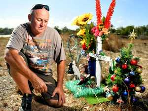 Heartbroken dad's safety call to prevent road tragedies