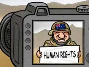 China attacks Australia with new cartoon