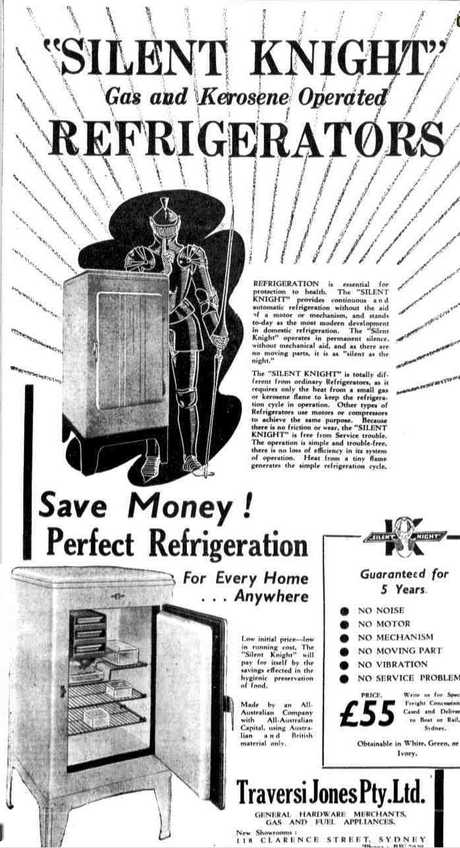 The Silent Knight revolutionised the refrigeration industry.