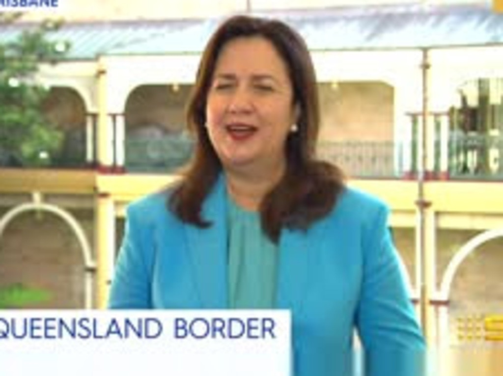Annastacia Palaszczuk said it would take a 'very, very, very large outbreak' to shut an entire state out again.