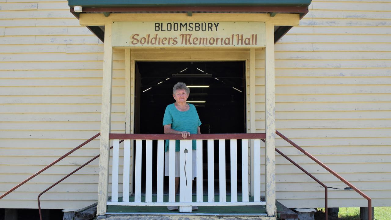 Bloomsbury Soldiers' Hall member Mavis Telford. Picture: Heidi Petith