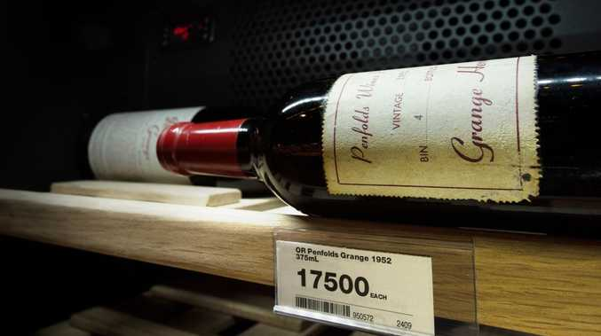 Top wines return top dollar for savvy investors