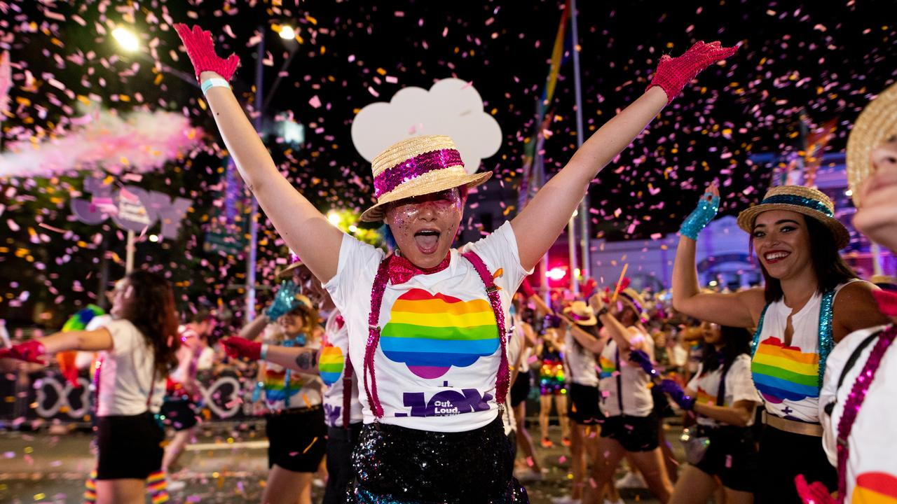 An activist group wants police banned from marching in next year's Sydney Mardi Gras parade, but the proposal is likely to fail.