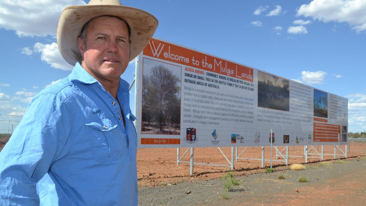 Scott Sargood has been an advocate against the vegetation management laws.