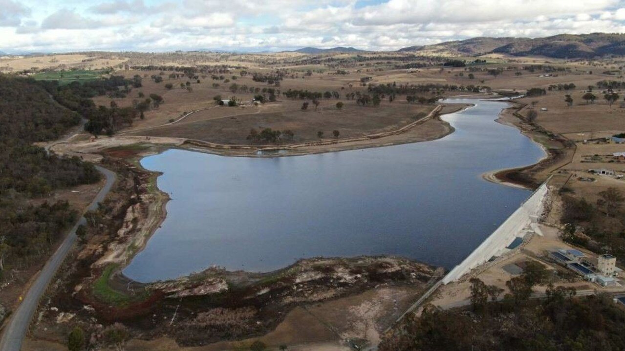 Tenterfield had the driest November on record last month.