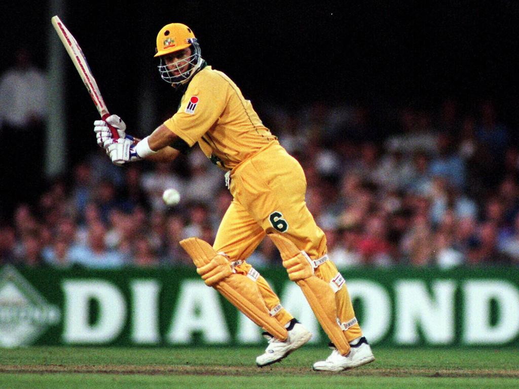 CHILDHOOD FAVOURITE: Tim Bultitude grew up admiring the elegant strokeplay of Mark Waugh.