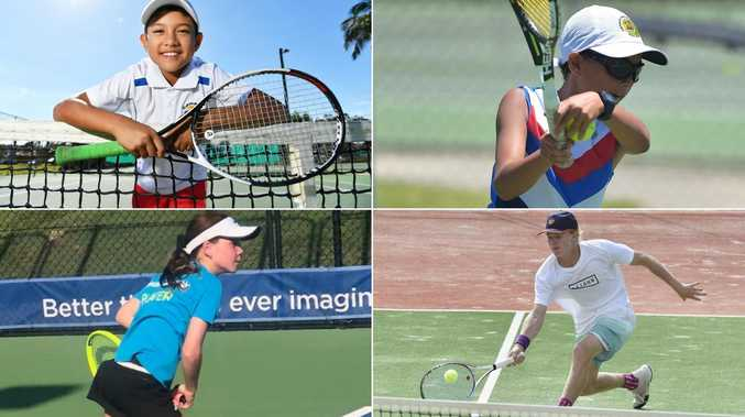 Coast tennis hotshots gunning for glory