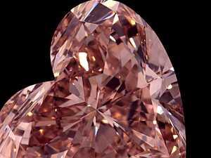 Aussie miner unveils huge pink diamond
