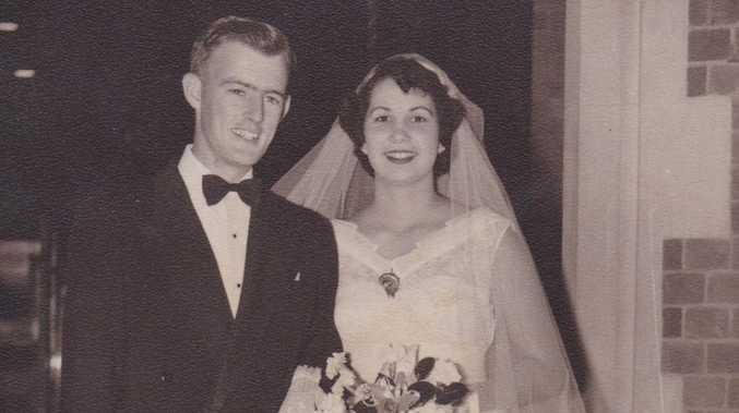 Love grows stronger even after 65 years together