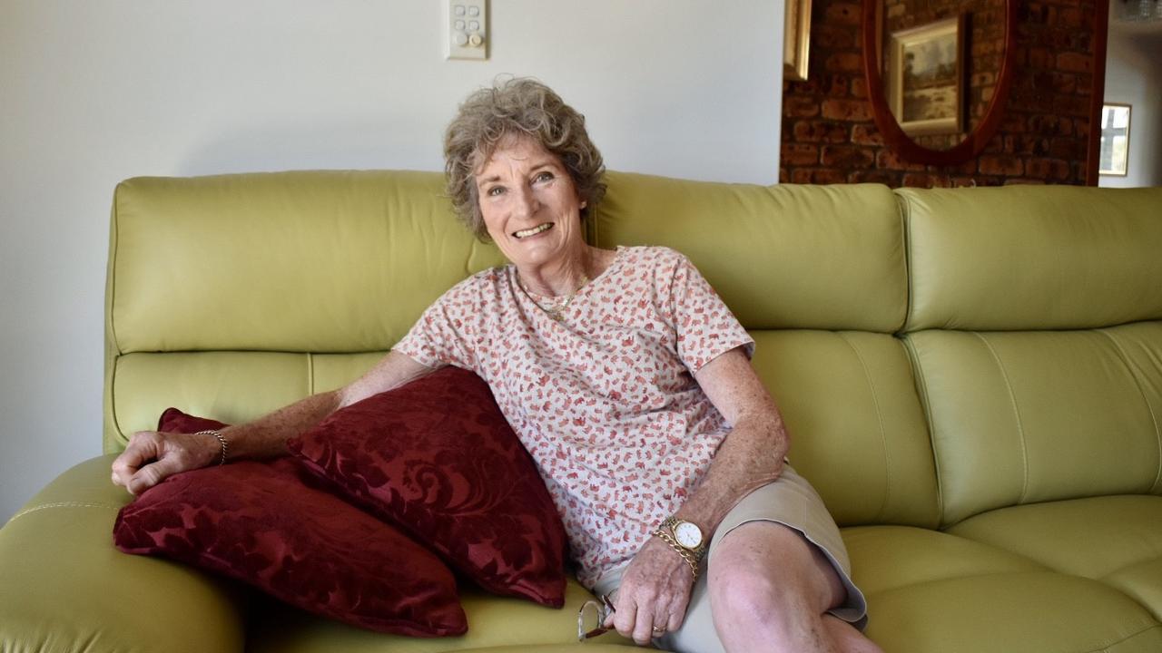 Wollongbar resident and former Ballina Shire councillor, Marilyn Perkins.