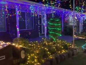 WATCH: Christmas lights in Mackay