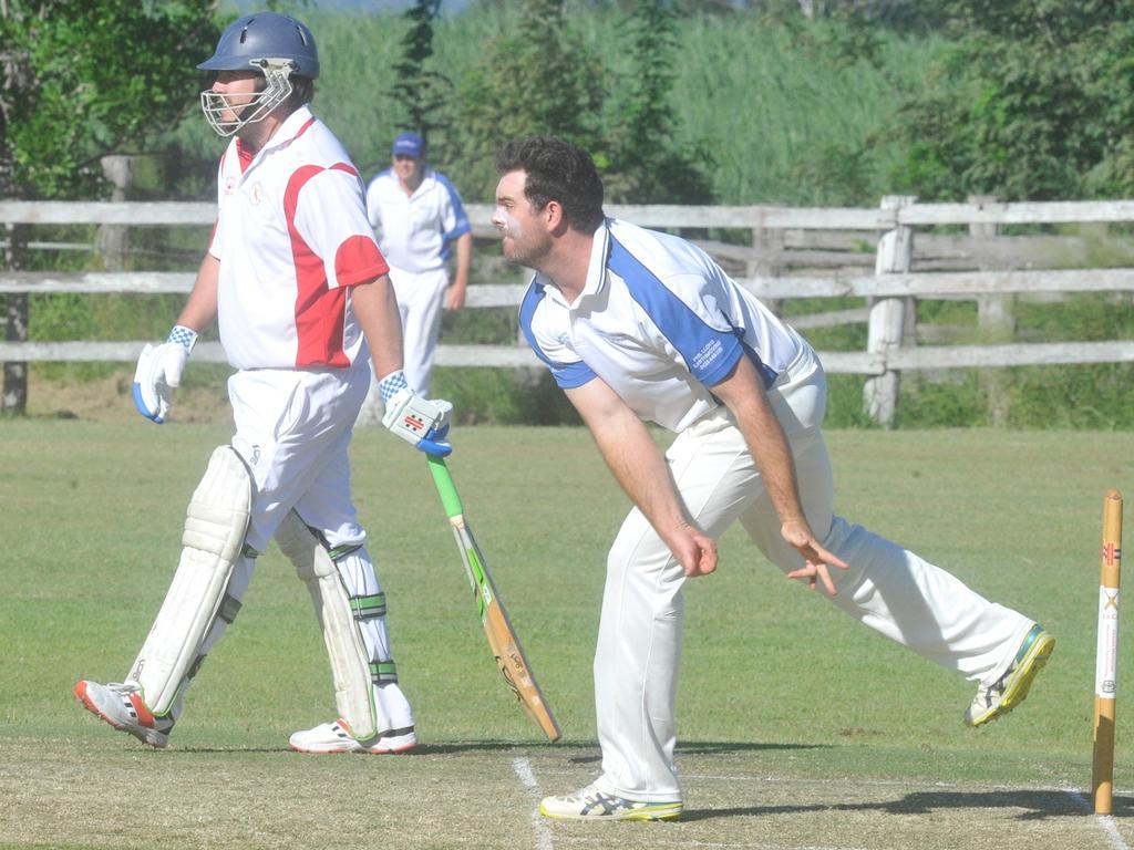 Tim Bultitude has taken seven wickets at an average of 5.14 for Ulmarra Hotel Tucabia Copmanhurst in GDSC Premier League so far this season.