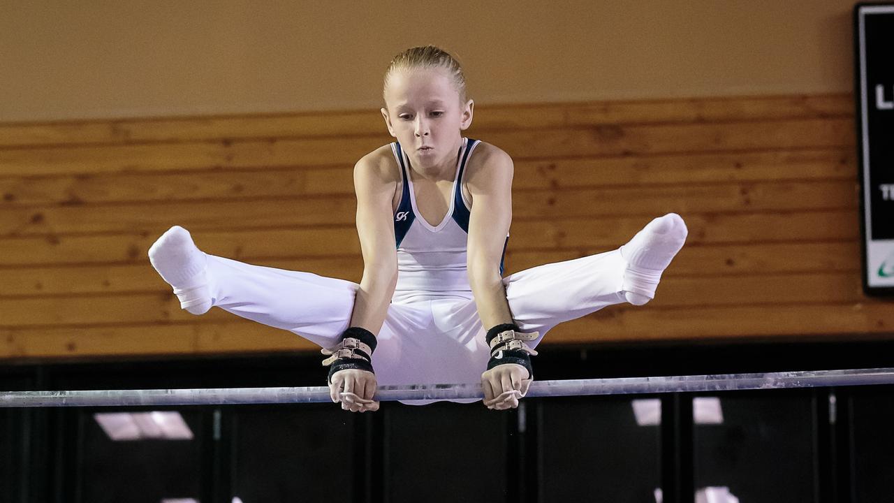 Maroochy Beach gymnast Joshua-Tracy Killorancole will be in action at the Gymnastics Queensland Extravaganza. Picture: Peter Burton