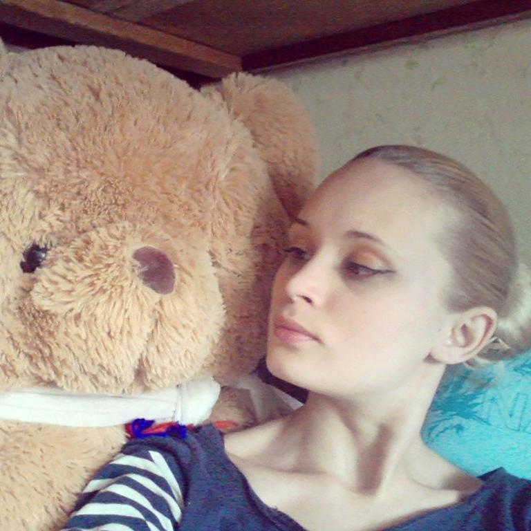 Valentina, 28, was pronounced dead by paramedics. Picture: Instagram