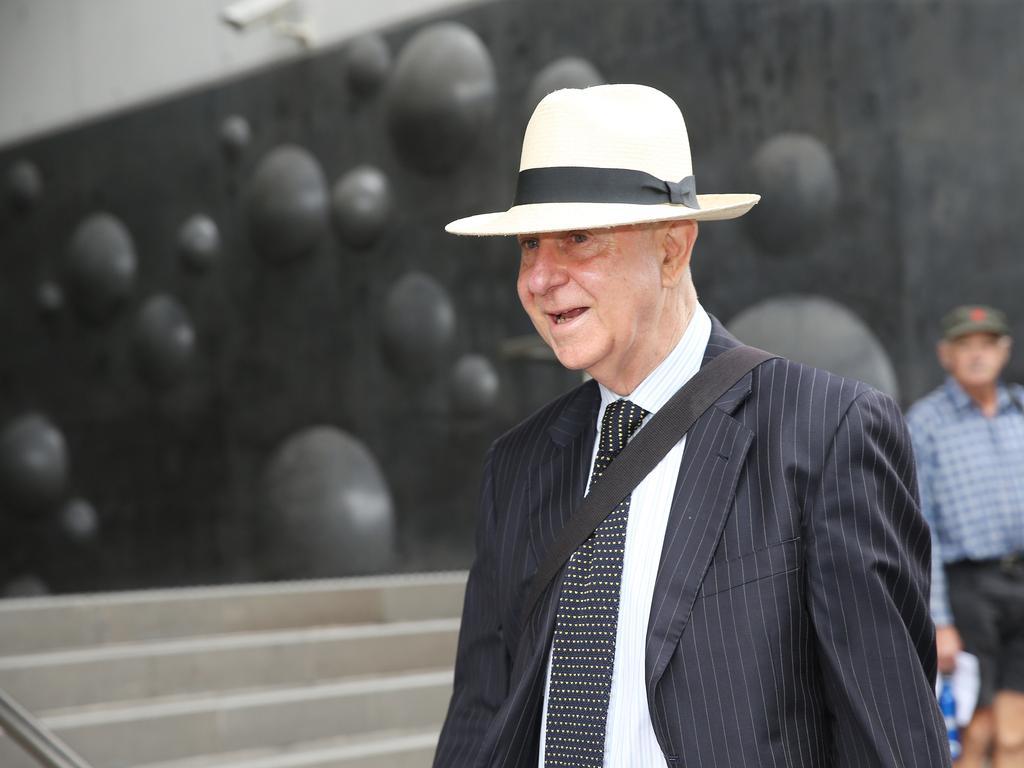 Jarryd Hayne's Barrister Phillip Boulten SC. Picture NCA NewsWire / Peter Lorimer.