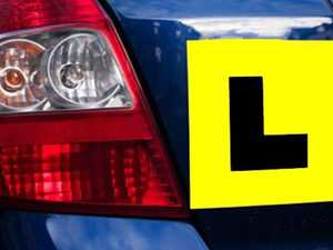 Learner driver and supervisor charged with drug driving