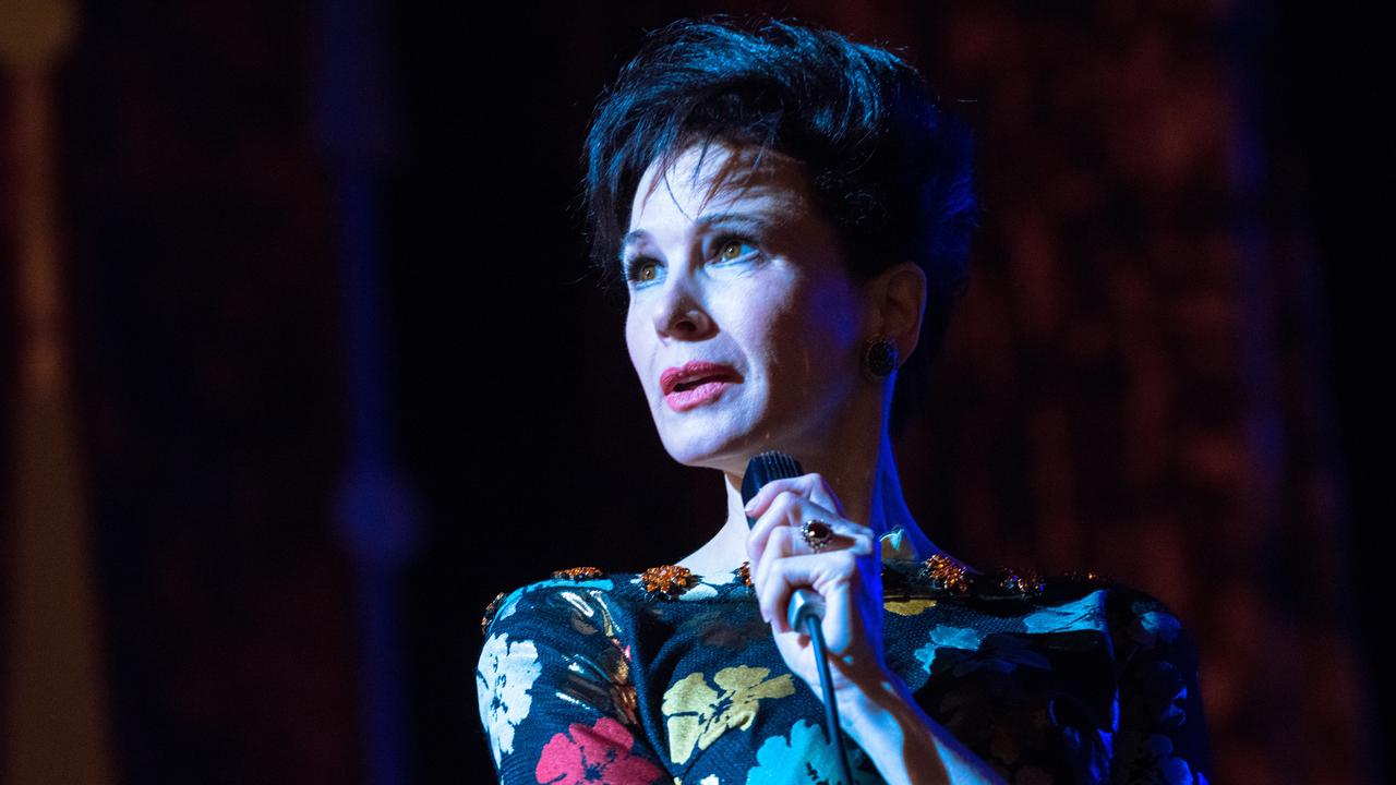Renée Zellweger delivers a stunning portrayal of showbiz legend Judy Garland. Picture: Universal Pictures
