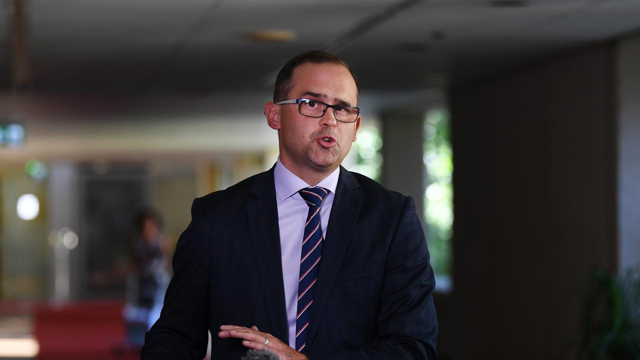 Deputy Opposition Leader David Janetzki.