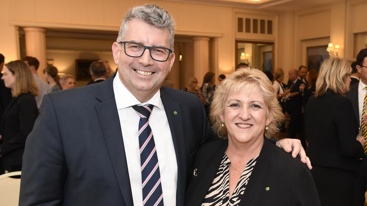 LOOKING NORTH: Minister for Northern Australia Keith Pitt and Assistant Minister for Northern Australia Michelle Landry have teamed up to unlock the dormant potential contained in Australia's north as we recover from a challenging 2020.