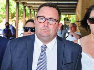 Court erupts over paramedic verdict