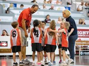 Mackay Basketball CEO says goodbye, but not farewell