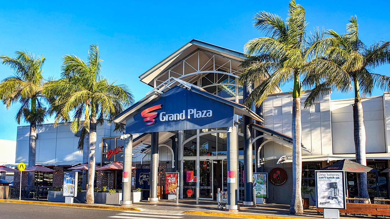 Grand Plaza Shopping Centre at Browns Plains won't be putting up a Christmas tree this year.