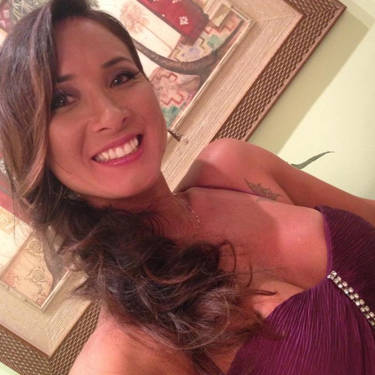 Fabiana Palhares. Picture: Facebook