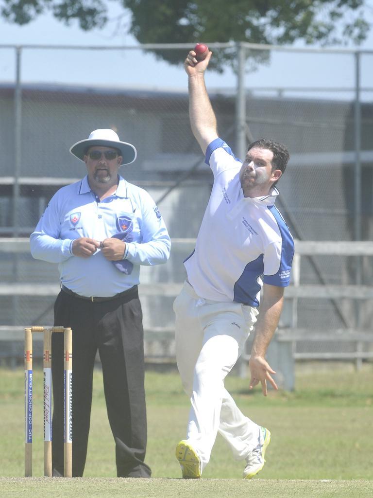 Tucabia Copmanhurst's Tim Bultitude. Photo Bill North / Daily Examiner