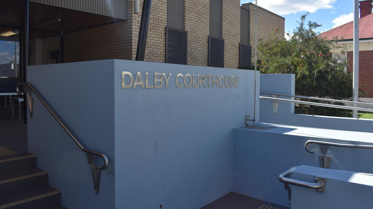 IN COURT: Amber Rose Cubby faced Dalby Magistrates Court on one charge. Picture: File