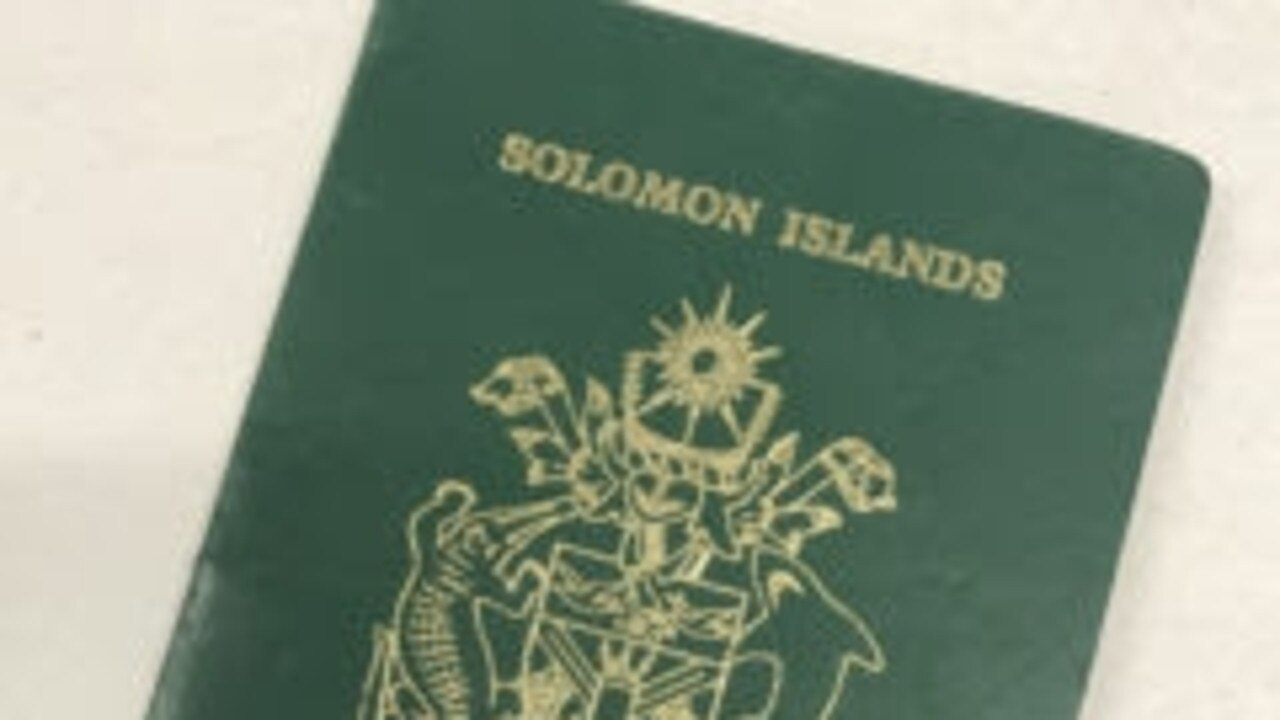 If this passport is yours, contact police and quote the reference QP2002480326.