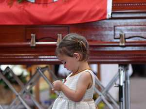 Lasting memory for fallen fireys in town they died saving