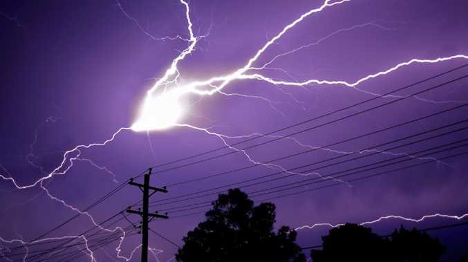 Electric summer: Lightning to strike across NSW