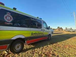 Man injured in excavator rollover north west of Mackay