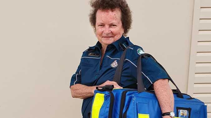 Killarney volunteer recognised for decade of service