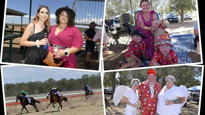 PHOTO GALLERY: Nanango racegoers step out in style