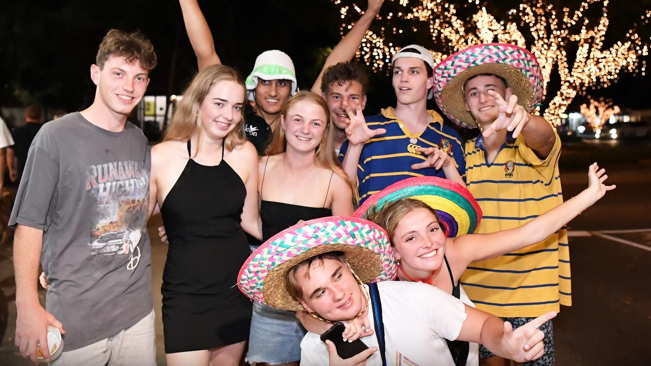 Schoolies organisers have reminded Noosa mayor the students will decide where they go for their end-of-school celebrations, not her. Picture: Patrick Woods.