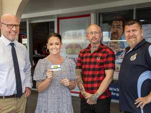 CHA-CHING: Back to local businesses with new gift card