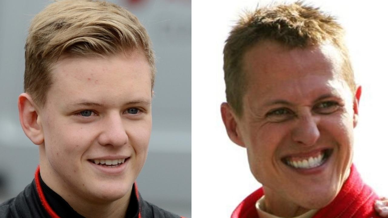Formula 1's newest star Mick Schumacher, the son of racing legend Michael Schumacher, raced under an alias before changing his name.