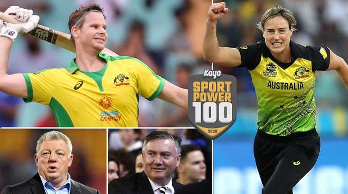 Power 100: Australian sport's most powerful people revealed